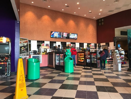 Movies 12: Concessions