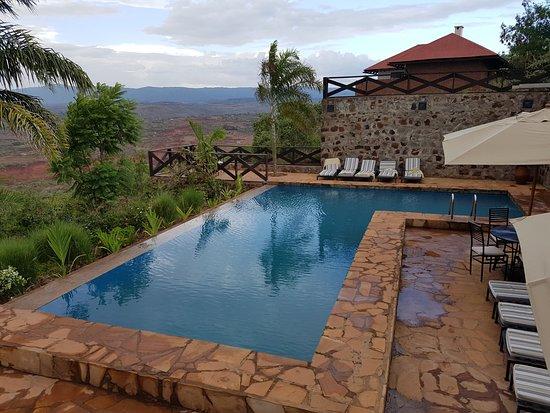 Bashay Rift Lodge Aufnahme
