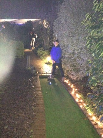 Royal Victoria Park - Mini Golf