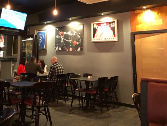 Sports bar interior - Picture of Tom Halls Tavern, Liverpool ...