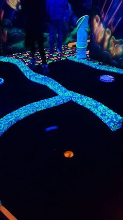 GlowGolf Peenemunde