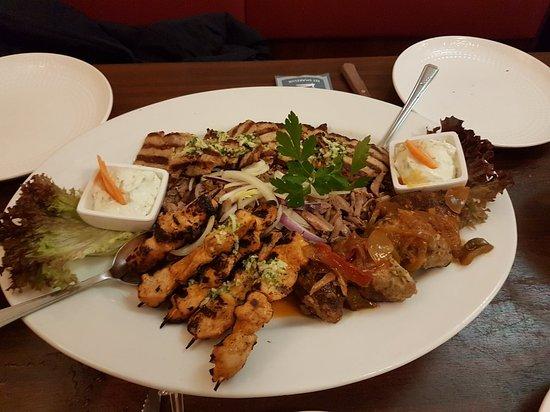 Wonderlijk 20180119_191617_large.jpg - Foto van Restaurant Rhodos, Gouda CG-78