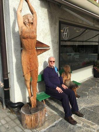 Brienz, Suisse : and big!