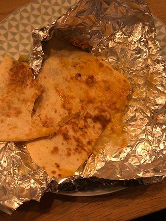 Burrito Cuit Au Micro Onde Micro Waved Cooked Burrito