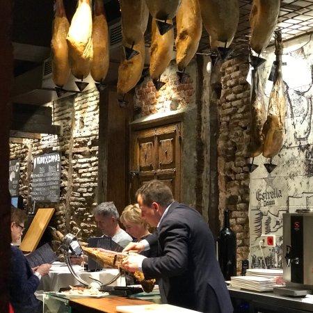 restaurant madrid Meson Restaurante La Mi Venta