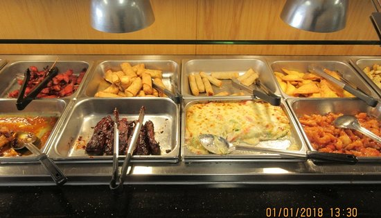 Champlain, NY: Asian buffet