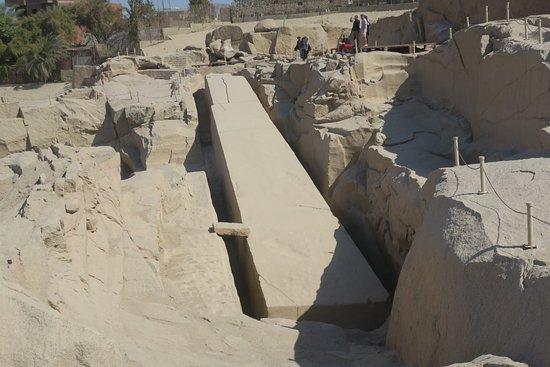 Unfinished Obelisk : Big un