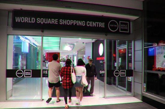 Coles Picture Of World Square Shopping Centre Sydney Tripadvisor