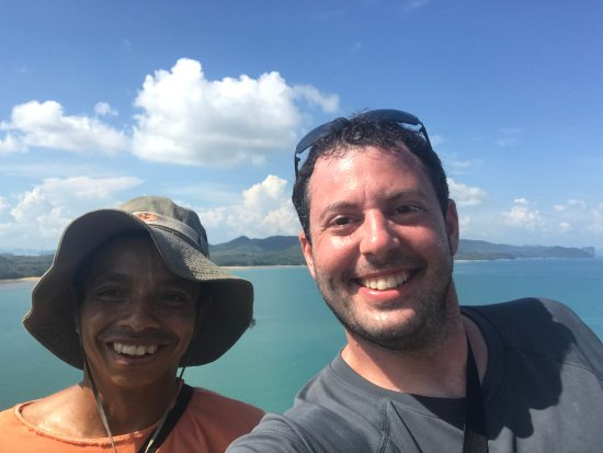 Paddle Asia - Private Day Tours: My guide, Mr. Bao