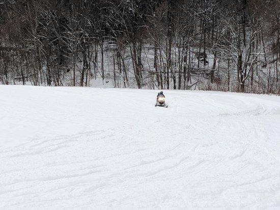 Snowmobile Tours Vermont