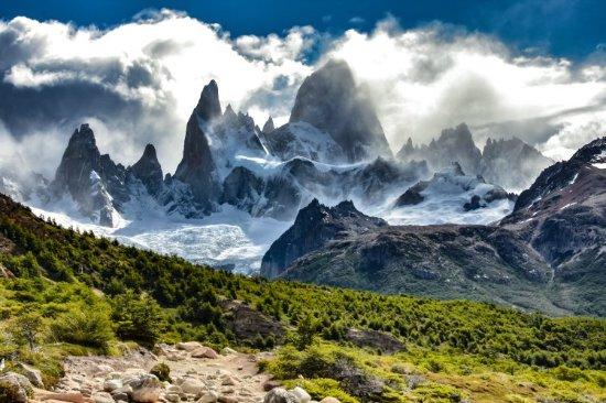 Los Glaciares National Park – fotografija