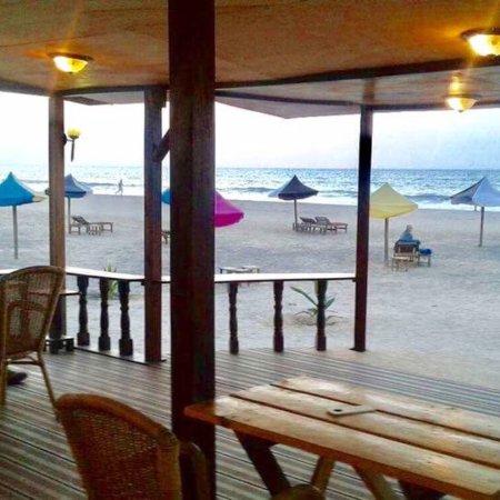 Brufut, Gambia: Joyehto Beach Bar