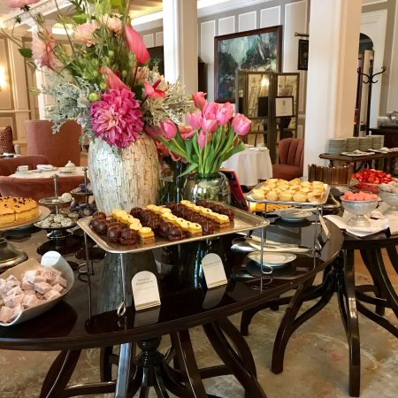 Belmond Mount Nelson Hotel: Afternoon tea