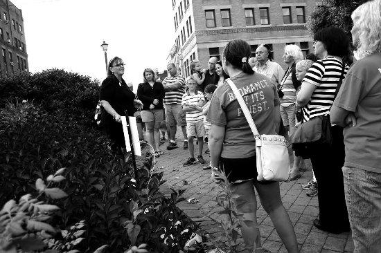 Hidden Marietta: Walking tours of historic Marietta, Ohio