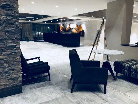 Delta Hotels Kananaskis Lodge: Reception area
