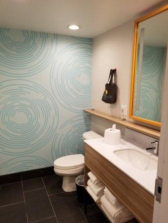 Farmville, فيرجينيا: Bathroom
