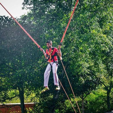 Yelagiri, India: Thrill Valley