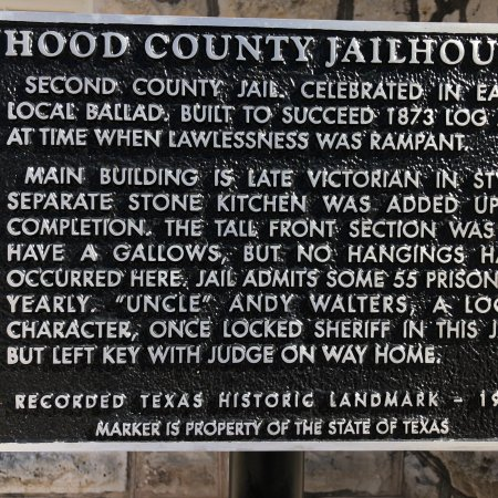 Hood County Jail and Historical Museum : photo4.jpg