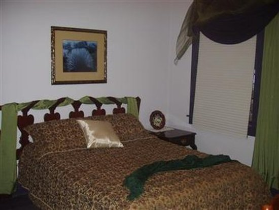 Brook Forest Inn and Spa: Guest room