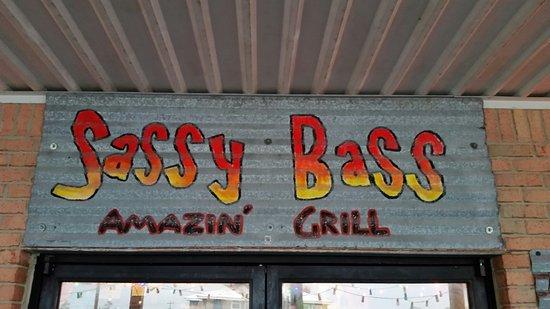 Sassy Bass Amazin' Grill Picture