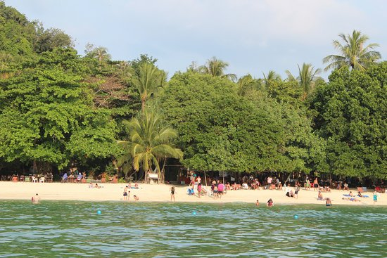 Ko Rang Yai, Thailand: The Beach