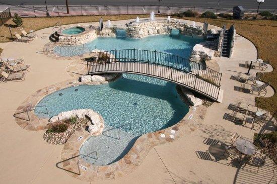 Hampton Inn & Suites Fredericksburg: Pool
