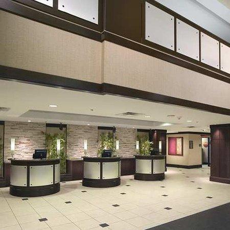 Hilton Garden Inn Austin Downtown/Convention Center: Lobby