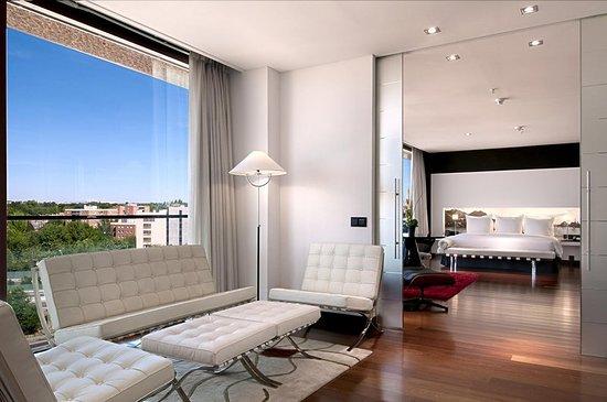 Hilton Madrid Airport: Suite