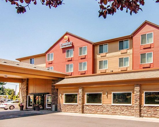 Comfort Inn & Suites Portland International Airport: Exterior