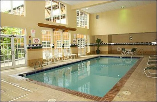 Heathman Lodge: Pool