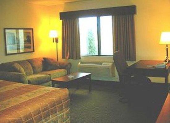 Madelia, มินนิโซตา: Guest room