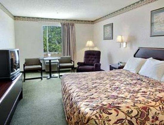 Gray, Géorgie : Guest room