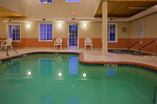 GrandStay Residential Suites Hotel Madison : Pool