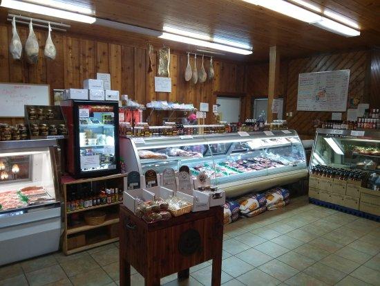 Summertown, TN: Butcher shop