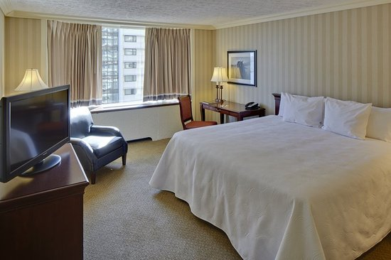 The Galt House, a Trademark Collection Hotel: Guest room