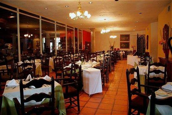 Real de Minas San Miguel de Allende: Restaurant
