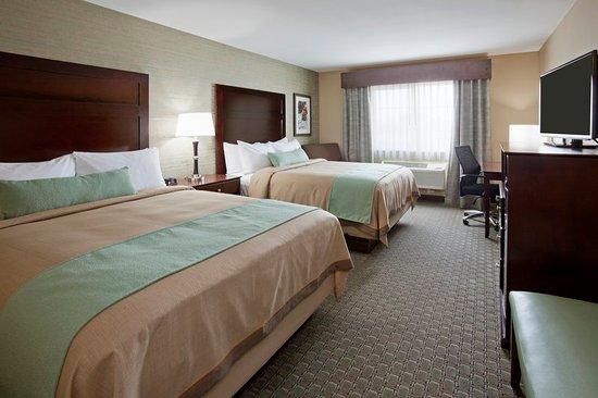 Morris, Minnesota: Guest room