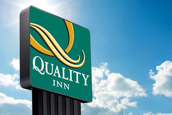 Quality Inn and Suites : Exterior
