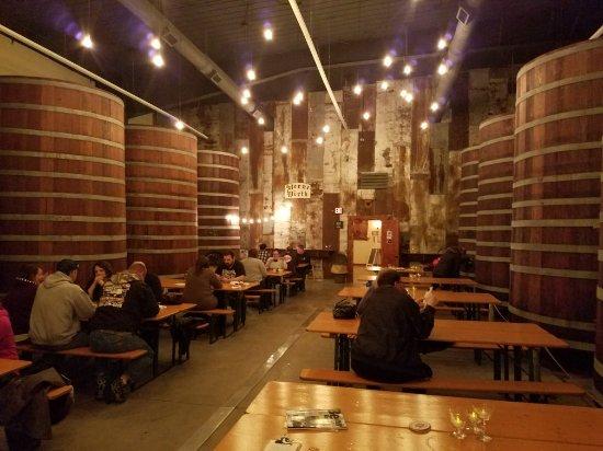 New Ulm Brewery Tap Room