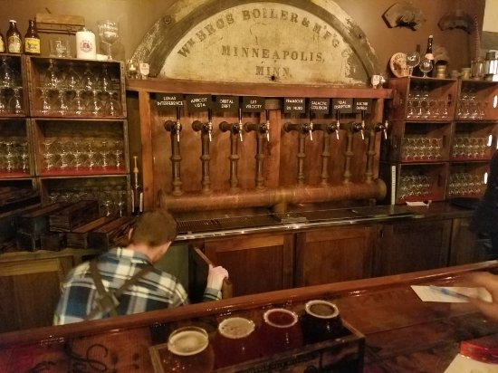 Schell S Brewery Tap Room