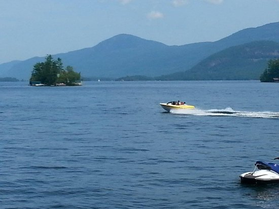 Foto de Bonnie View on Lake George
