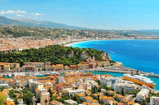 Tour privato: panoramico di Antibes