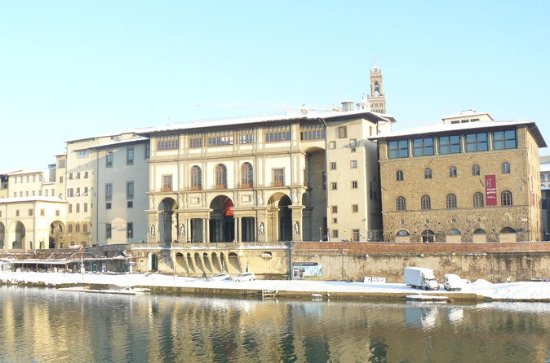Florence Private Tour with Uffizi and...