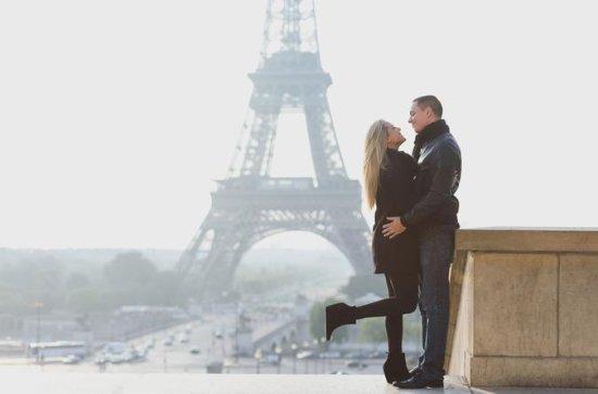 Private Tour: Personal Travel Photographer Tour in Paris