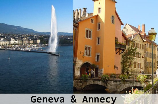 City tour em Genebra e Annecy Private...