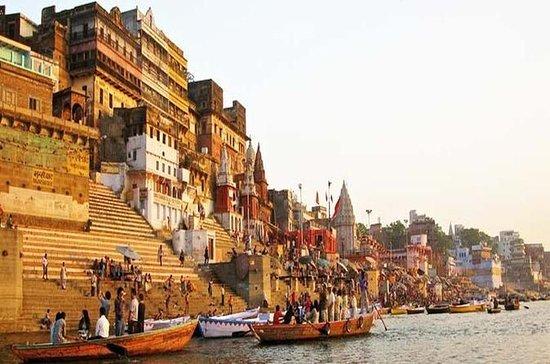 Sunrise Varanasi Bootstour mit...