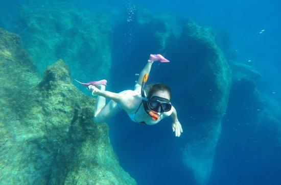 Snorkeling Boat Tour in Kas