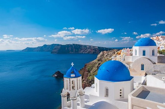 4-Day Athens Highlights, with Mykonos & Santorini
