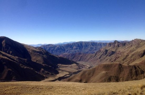 Day long Hike to Inca ruins