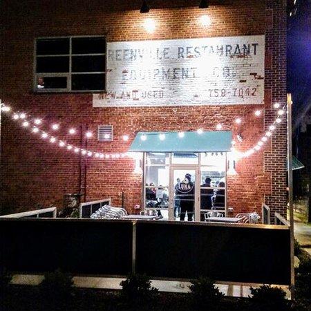 Greenville, NC: Luna Pizza Cafe